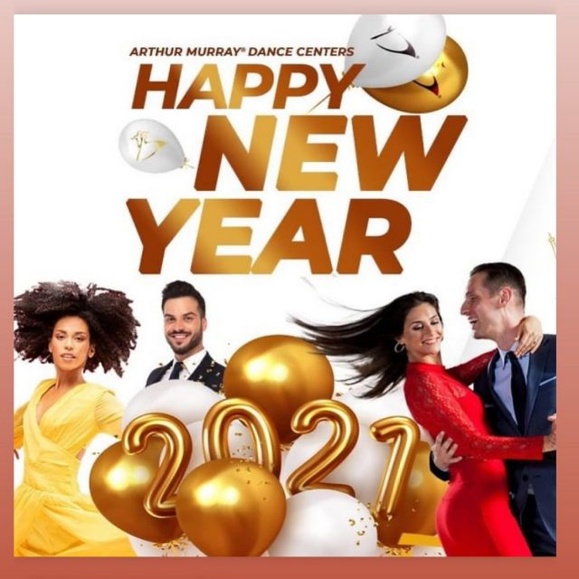 It's a Happy New Year indeed 🥰 Arthur Murray Philly is has reopened 🥰 LET US DANCE 💃🏼 (Link in Bio)   Happy New Year y'all ! 🤗  . #phillydancestudio #arthurmurrayphilly #arthurmurray #dancephilly #arthurmurraydancestudio